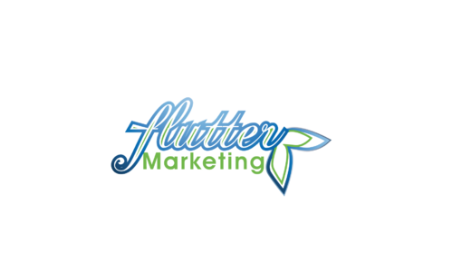 Flutter Marketing A Logo, Monogram, or Icon  Draft # 120 by JoseLuiz