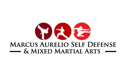 Marcus Aurelio Self Defense & Mixed Martial Arts A Logo, Monogram, or Icon  Draft # 12 by shkhdesigns