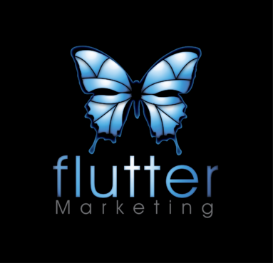 Flutter Marketing A Logo, Monogram, or Icon  Draft # 122 by JoseLuiz