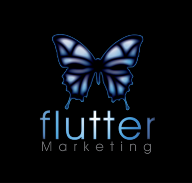 Flutter Marketing A Logo, Monogram, or Icon  Draft # 123 by JoseLuiz