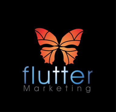 Flutter Marketing A Logo, Monogram, or Icon  Draft # 124 by JoseLuiz