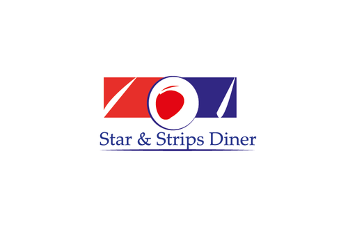 Stars & Strips Diner A Logo, Monogram, or Icon  Draft # 26 by baloch500