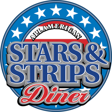 Stars & Strips Diner A Logo, Monogram, or Icon  Draft # 27 by artguy