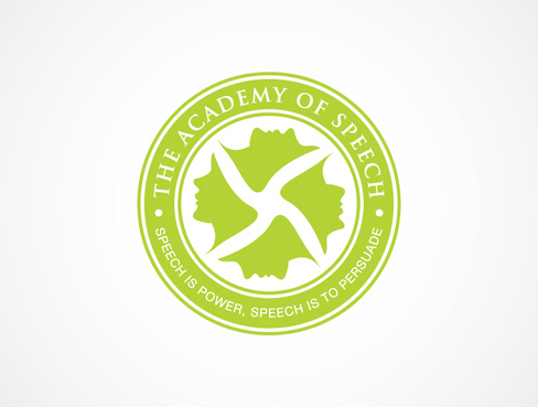The Academy of Speech A Logo, Monogram, or Icon  Draft # 19 by chumlee