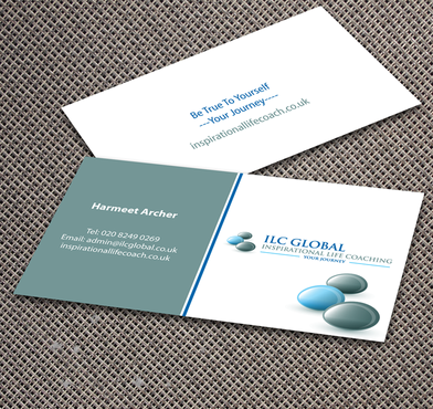 ILC Global Ltd Business Cards and Stationery  Draft # 284 by jpgart92