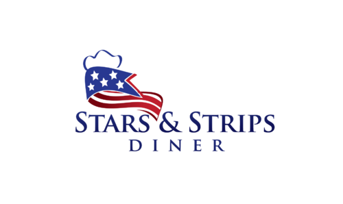 Stars & Strips Diner A Logo, Monogram, or Icon  Draft # 28 by JoseLuiz