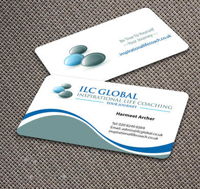 ILC Global Ltd Business Cards and Stationery  Draft # 287 by jpgart92