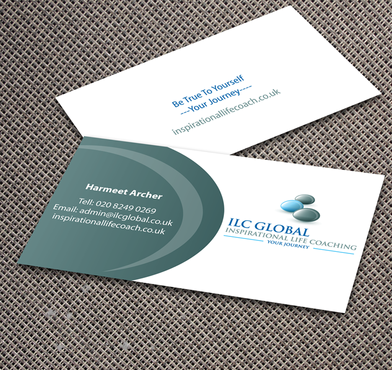 ILC Global Ltd Business Cards and Stationery  Draft # 288 by jpgart92