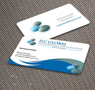 ILC Global Ltd Business Cards and Stationery  Draft # 290 by jpgart92