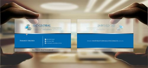 ILC Global Ltd Business Cards and Stationery  Draft # 296 by Deck86