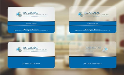 ILC Global Ltd Business Cards and Stationery  Draft # 300 by Deck86