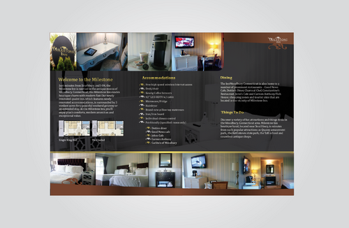 Brochure  Marketing collateral  Draft # 27 by nelly83