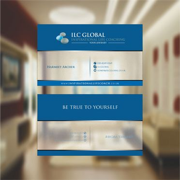 ILC Global Ltd Business Cards and Stationery  Draft # 302 by xtremecreative3