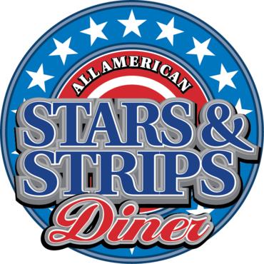 Stars & Strips Diner A Logo, Monogram, or Icon  Draft # 32 by artguy