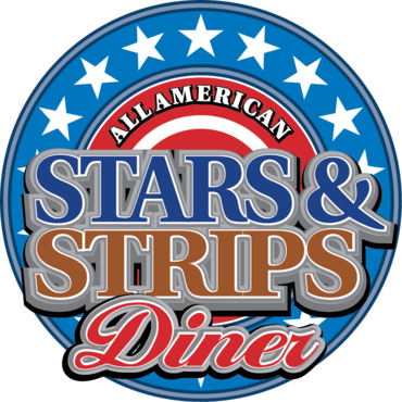 Stars & Strips Diner A Logo, Monogram, or Icon  Draft # 33 by artguy