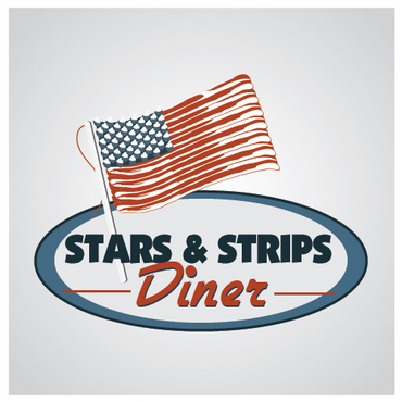 Stars & Strips Diner A Logo, Monogram, or Icon  Draft # 38 by melody1