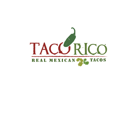 Taco Rico  A Logo, Monogram, or Icon  Draft # 149 by artsie9324