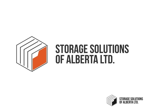 Storage Solutions of Alberta Ltd. A Logo, Monogram, or Icon  Draft # 18 by cosmonaut