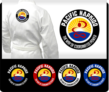 Pacific Hapkido A Logo, Monogram, or Icon  Draft # 23 by irdiya