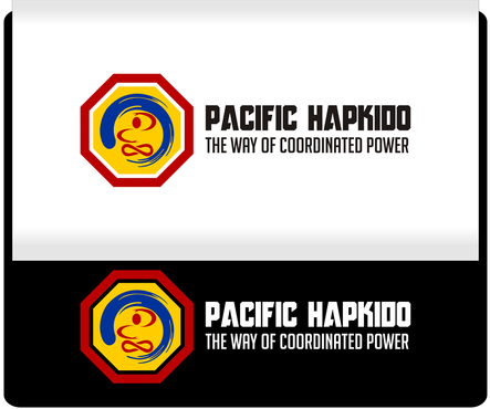Pacific Hapkido A Logo, Monogram, or Icon  Draft # 24 by irdiya