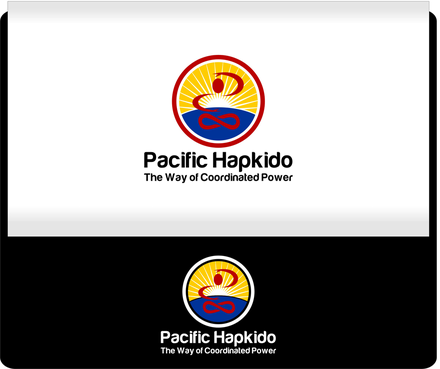 Pacific Hapkido A Logo, Monogram, or Icon  Draft # 25 by irdiya