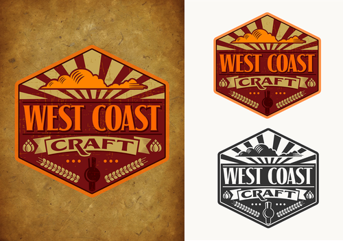 West Coast Craft A Logo, Monogram, or Icon  Draft # 28 by mnorth