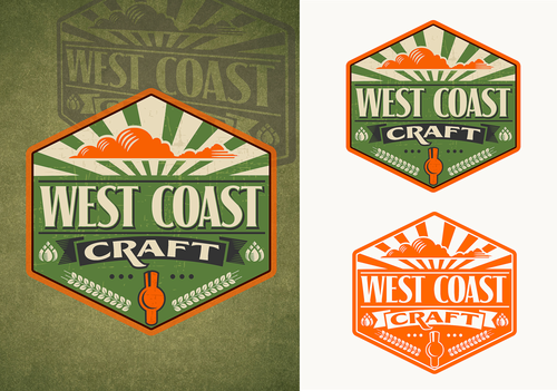 West Coast Craft A Logo, Monogram, or Icon  Draft # 29 by mnorth
