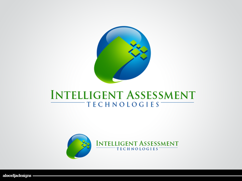 Intelligent Assessment Technologies A Logo, Monogram, or Icon  Draft # 12 by alocelja
