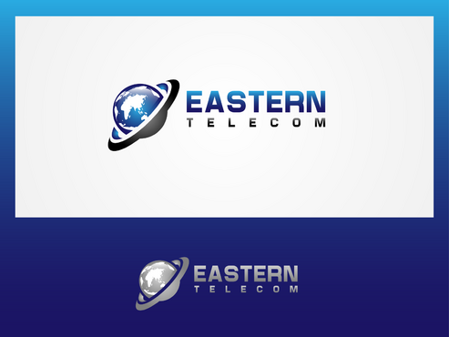 Eastern Telecom A Logo, Monogram, or Icon  Draft # 13 by HorizonH