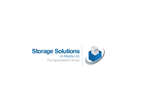 Storage Solutions of Alberta Ltd. A Logo, Monogram, or Icon  Draft # 23 by PeterZ