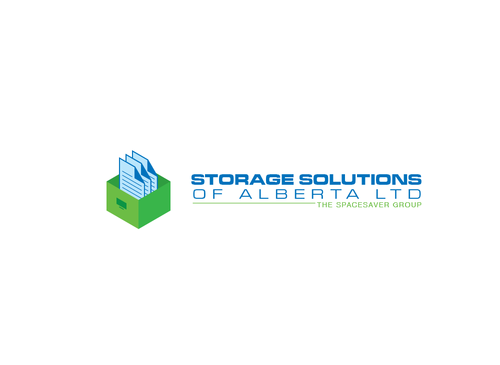 Storage Solutions of Alberta Ltd. A Logo, Monogram, or Icon  Draft # 25 by PeterZ