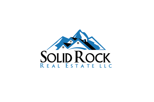 SOLID ROCK Real Estate llc A Logo, Monogram, or Icon  Draft # 73 by LogoXpert