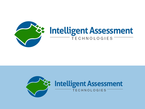 Intelligent Assessment Technologies A Logo, Monogram, or Icon  Draft # 13 by alocelja