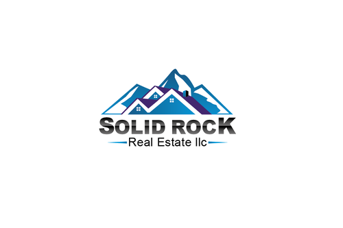 SOLID ROCK Real Estate llc A Logo, Monogram, or Icon  Draft # 76 by LogoXpert