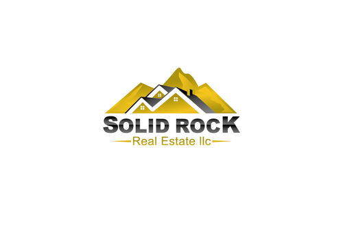 SOLID ROCK Real Estate llc A Logo, Monogram, or Icon  Draft # 78 by LogoXpert
