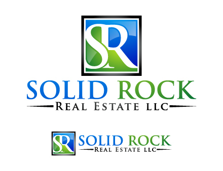 SOLID ROCK Real Estate llc A Logo, Monogram, or Icon  Draft # 81 by Filter