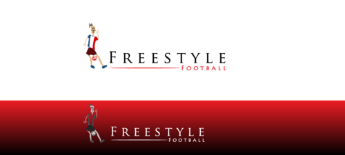 Freestyle Football A Logo, Monogram, or Icon  Draft # 98 by US360