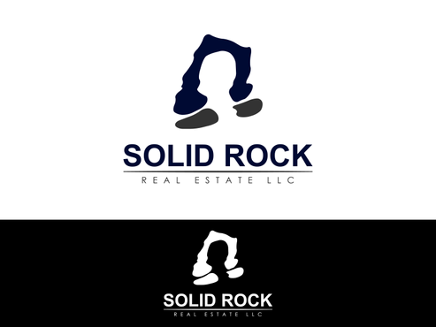 SOLID ROCK Real Estate llc A Logo, Monogram, or Icon  Draft # 84 by falconisty