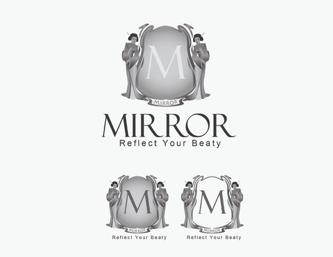 Mirror A Logo, Monogram, or Icon  Draft # 80 by charmedeyes