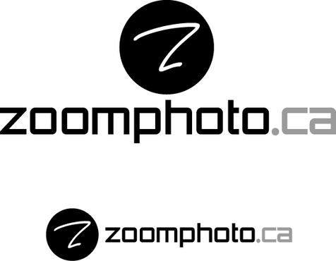 Zoomphoto.ca A Logo, Monogram, or Icon  Draft # 53 by JohnAlber