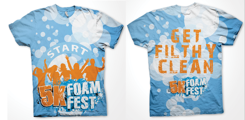 5k Foam Fest Other  Draft # 6 by garbanzo