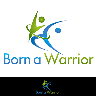 Born a Warrior A Logo, Monogram, or Icon  Draft # 25 by waqasss