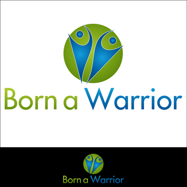 Born a Warrior A Logo, Monogram, or Icon  Draft # 27 by waqasss