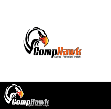 CompHawk A Logo, Monogram, or Icon  Draft # 26 by Dixon360