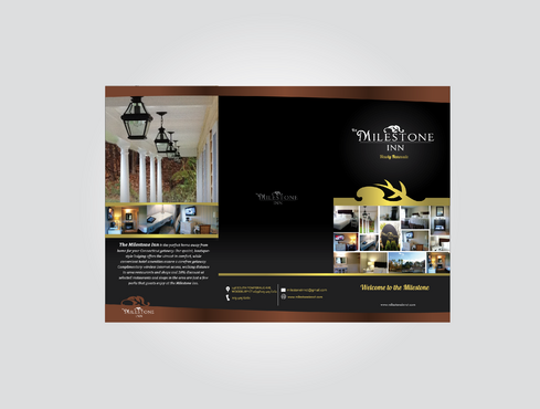 Brochure  Marketing collateral  Draft # 30 by nelly83