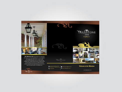 Brochure  Marketing collateral  Draft # 31 by nelly83