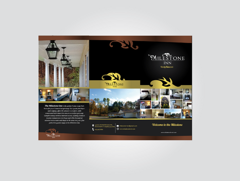 Brochure  Marketing collateral  Draft # 33 by nelly83