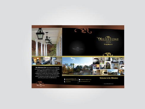 Brochure  Marketing collateral  Draft # 35 by nelly83