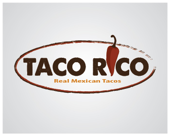 Taco Rico  A Logo, Monogram, or Icon  Draft # 219 by melody1