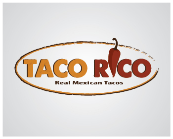 Taco Rico  A Logo, Monogram, or Icon  Draft # 220 by melody1